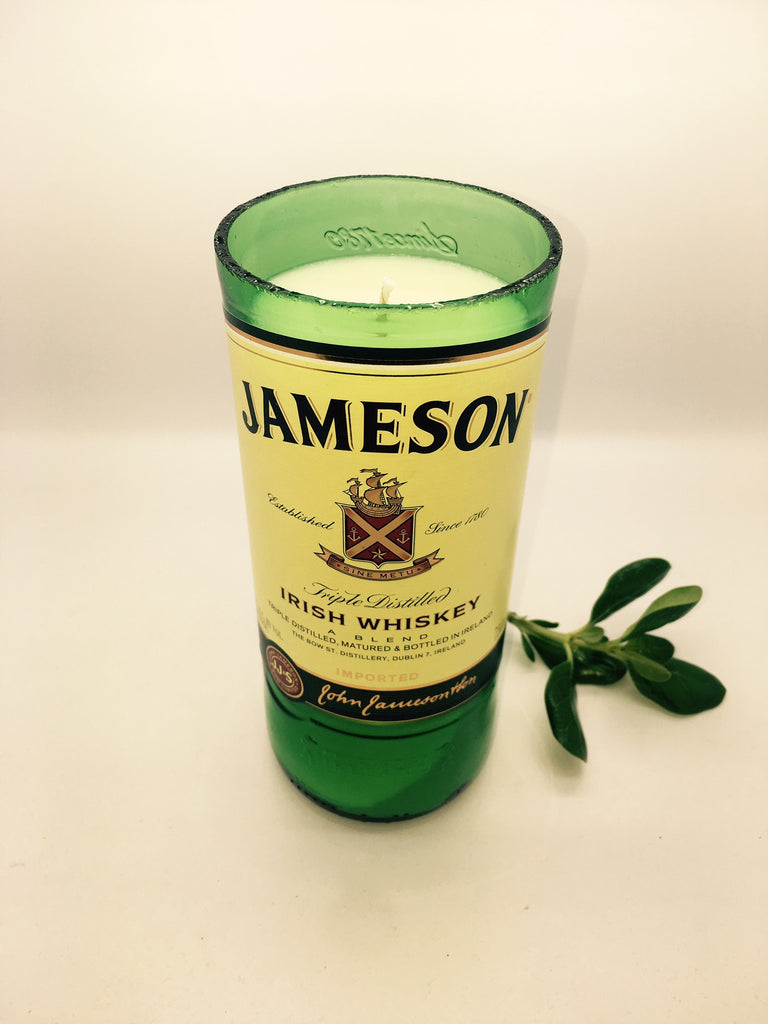 Jameson Whiskey Candle - Scented
