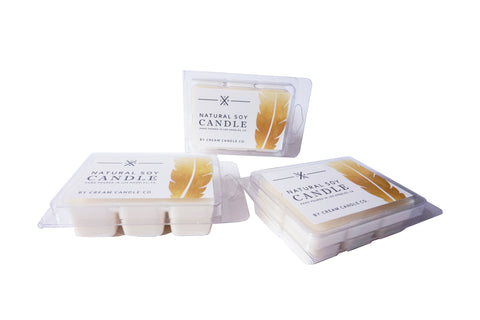 Amber Oakmoss - Soy Wax Melts