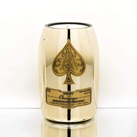 Ace of Spade Candle - Scented