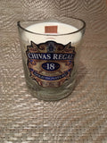 Chivas Regal Scotch Whisky- Soy Candle