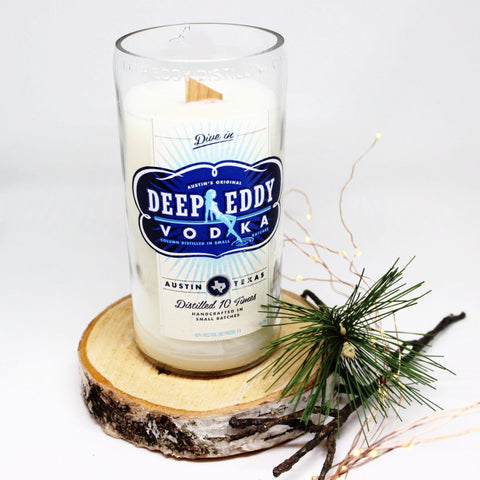 DEEP EDDY vodka candle -  Scented