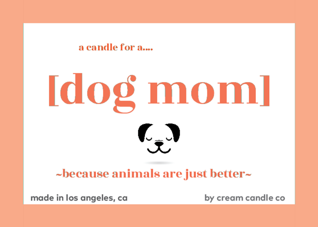 Dog Mom-  Small