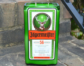 Jagermeister Candle - Scented