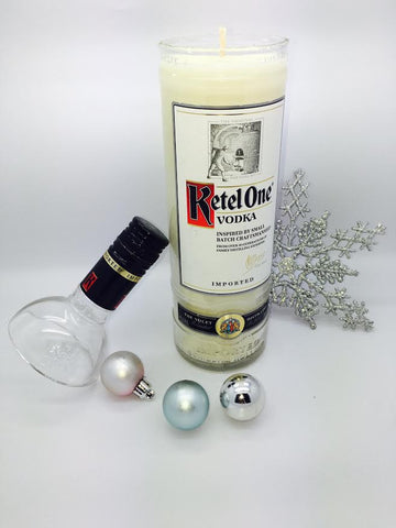 KETEL ONE vodka candle -  Scented