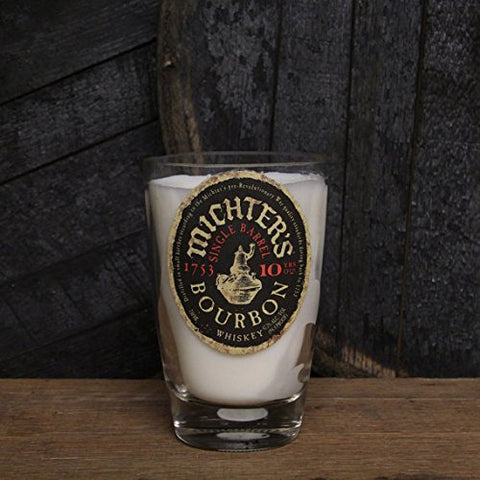 Michters Whiskey Candle - Scented