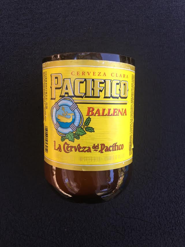 Pacifico Beer Candle