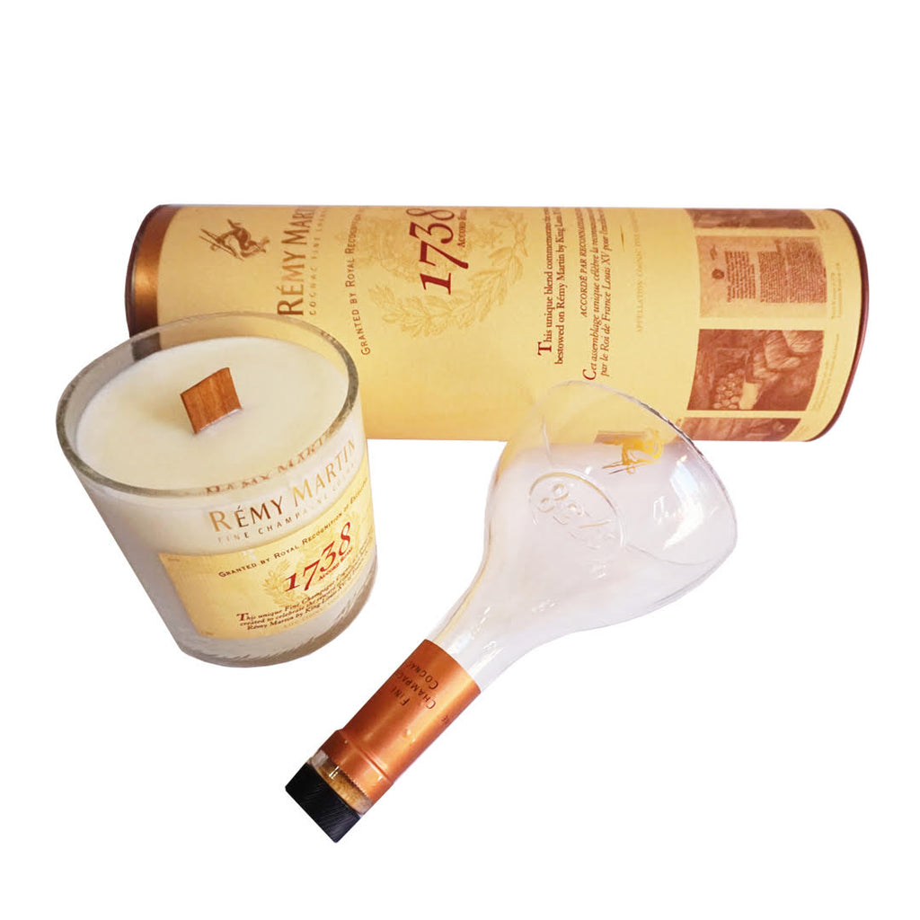 Remy Martin 1738 Cognac Soy Candle