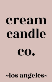 Cream Candle Co.