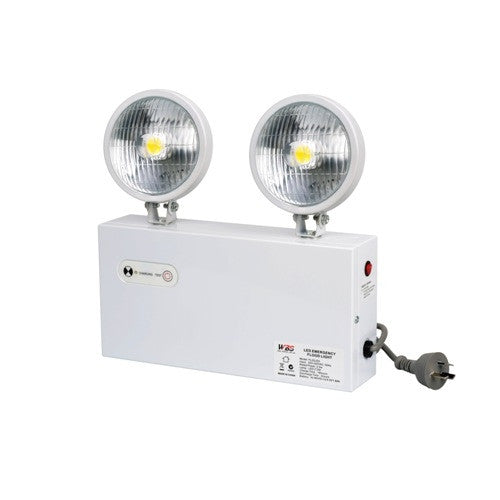 LED Emergency Dual Flood Light