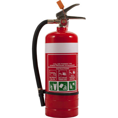 2.5KG ABE Dry Chemical Powder Fire Extinguisher