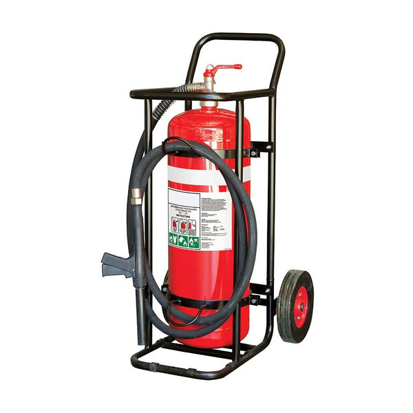 ABE Powder Mobile Extinguisher