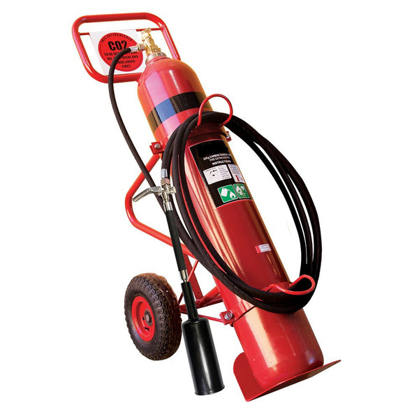 CO2 Mobile Extinguisher
