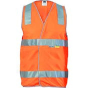 DNC Day/Night HiVis Safety Vest