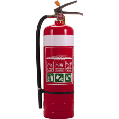 4.5KG ABE Dry Chemical Powder Fire Extinguisher