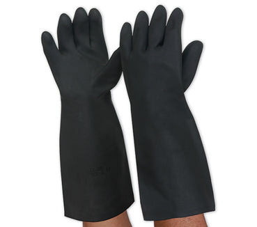 PROCHOICE Black Knight Latex Gloves