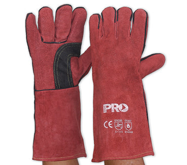 PROCHOICE Red Kevlar Gloves