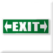 Exit - Left & Right Arrows