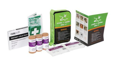 Snake & Spider First Aid Kit