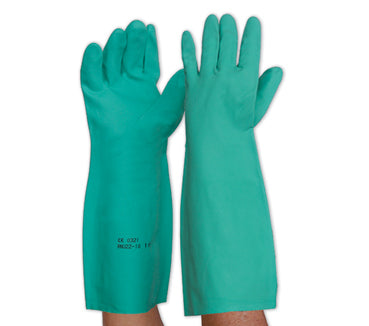 PROCHOICE Nitrile Chemical Gauntlets