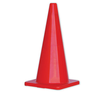 Orange Hi Vis Traffic Cone 700mm