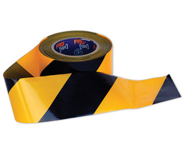 Barricade Tape - Yellow / Black