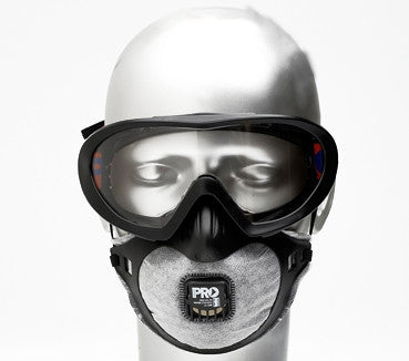 PROCHOICE FilterSpec Pro Goggle Mask Combo