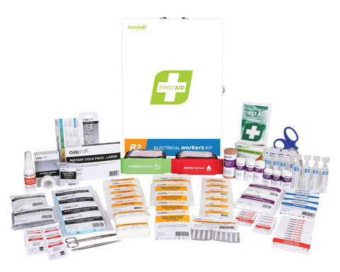 R2 Electrical Workers First Aid Kit