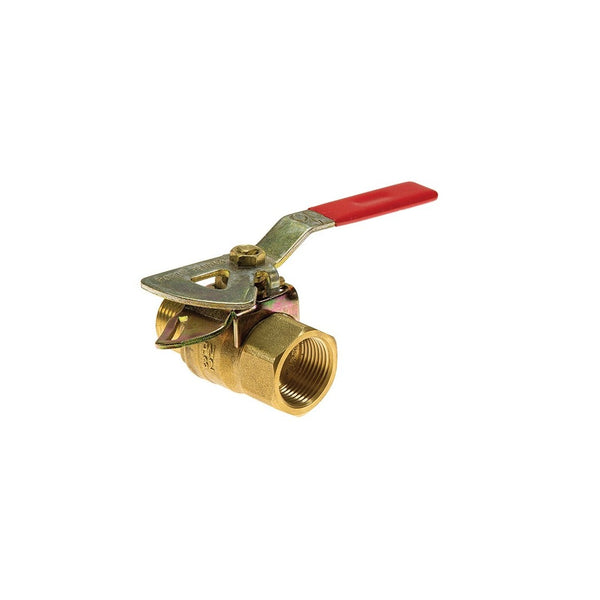 Hose Reel Stop Valve Male - Female 25mm