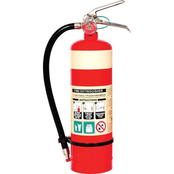 7.0L Wet Chemical Fire Extinguisher