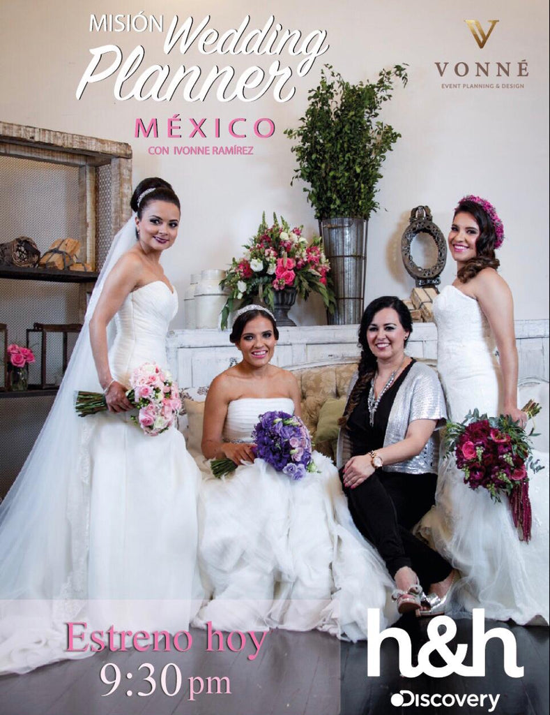Mission Wedding Planner H & H