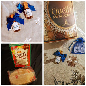 MY ARABIAN OUDH BAKHOOR SET