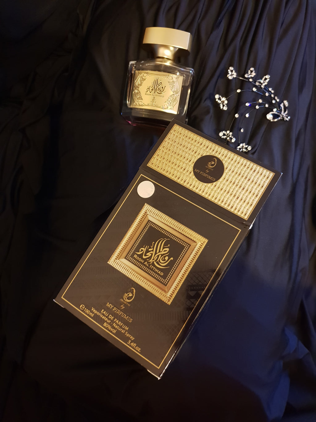 ROOH AL ITTIHAD SPRAY PERFUME BY ARABIYAT