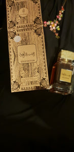 KASHAB & OUD GOLD SPRAY PERFUME BY ARABYAT
