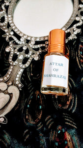 ATTAR OF SHAHRAZAD