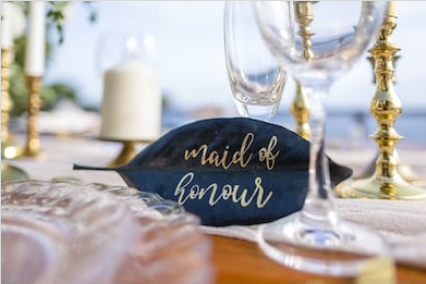 Personalised Weddings