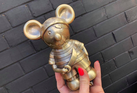Pirate Mouse Money Box