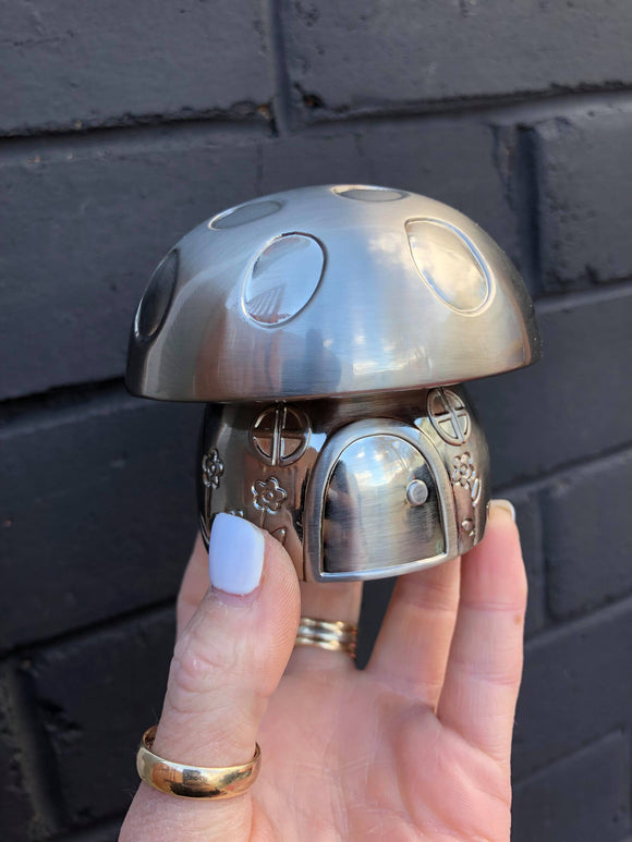 Toad Stool Money Box