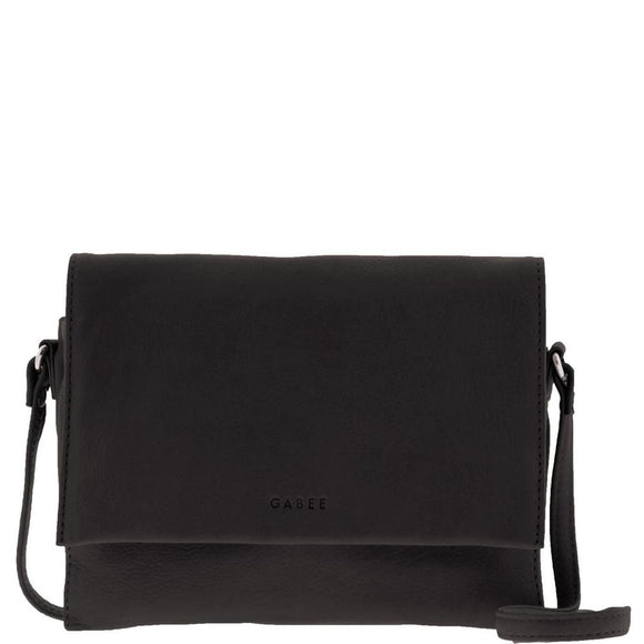 Eloise Fold Over Soft Leather Bag
