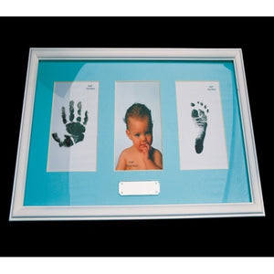 Baby Blue photo frame