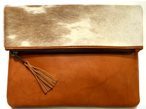 SWEDEN FOLDOVER CLUTCH - THE DESIGN EDGE