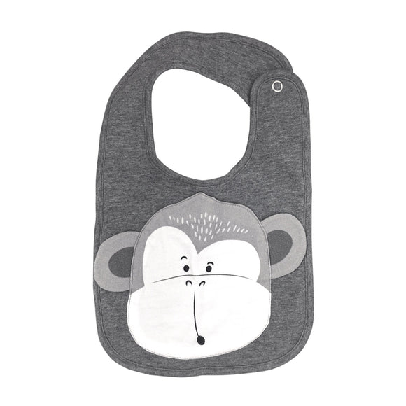 Monkey Face Bib - Misterfly