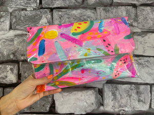 Poppy Lane Clutch Large