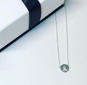 10mm Sterling Silver Necklace