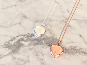 Love Heart Lockets