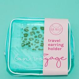 Travel earring holder - Bon maxie