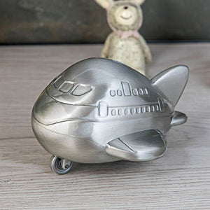 Jumbo Jet Money Box