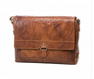 RUGGED HIDE JACOB MENS SATCHEL