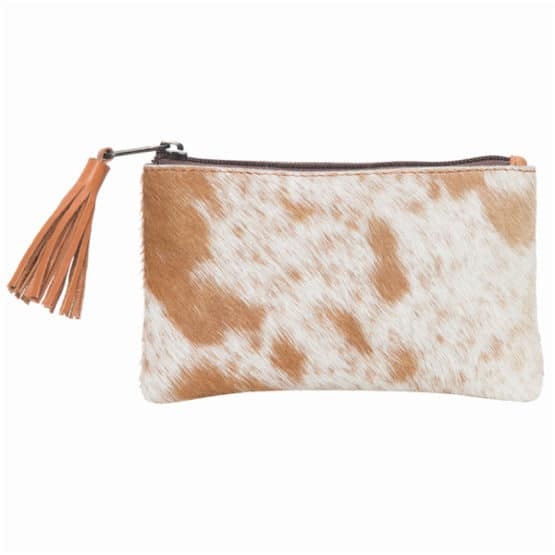 YORK SMALL TASSEL CLUTCH - THE DESIGN EDGE