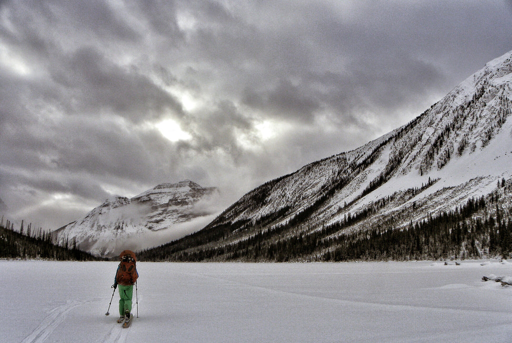 My 9 tips for Beginners in Backcountry Ski Touring By Michelle Landry