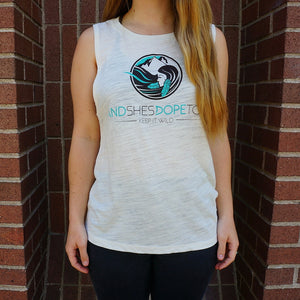 AndShesDopeToo Muscle Tank